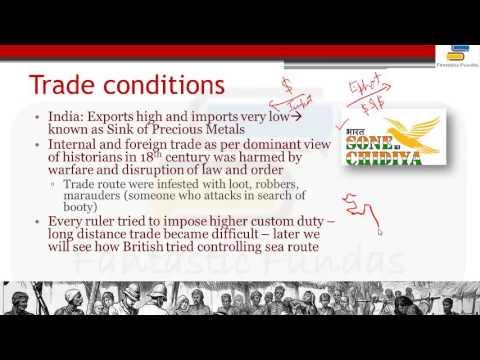 Lec 6   Socio eco,educational,cultural conditions in 18th cen Modern History