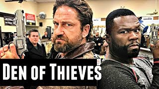 Den of Thieves Official Trailer | Music by Kate-Margret