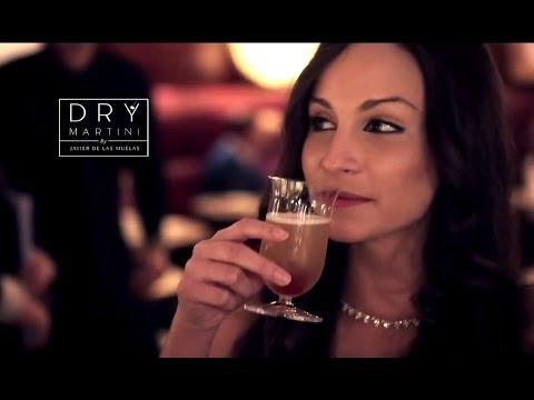 Video Dry Martini by Javier de las Muelas, Speakeasy & The Academy Restaurants Barcelona