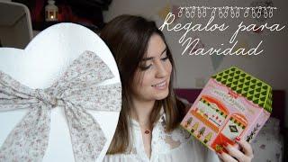 Ideas de regalos para Navidad Thumbnail