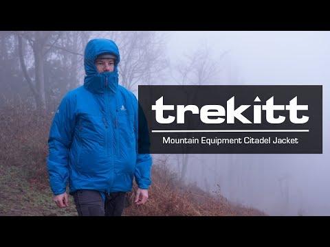 Inside Look: Mountain Equipment Citadel Jacket