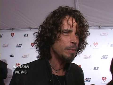 CORNELL RESPONDS TO YAHOO MUSIC SLAM OF SELF AND AUDIOSLAVE