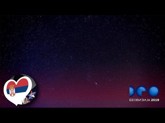 Beovizija 2019: Do 100 - Mr DOO