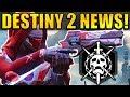 Destiny 2 News: RAID INFO, New