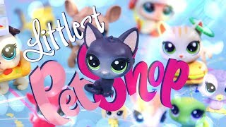Unbox Daily: Littlest Pet Shop Lucky Dozen & Hungry Pets Blind Boxes