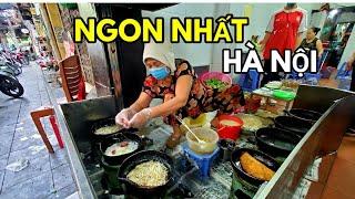 Bánh Xèo Hàng Bồ ngon nức tiếng Hà Nội bạn ăn chưa? #hnp