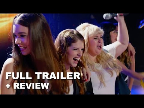Thumbnail: Pitch Perfect 2 Official Trailer + Trailer Review : Beyond The Trailer