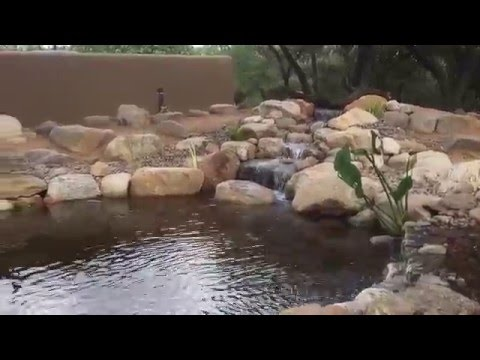 Koi pond sand and gravel filter how to clean it out doovi for Koi pond sand filter
