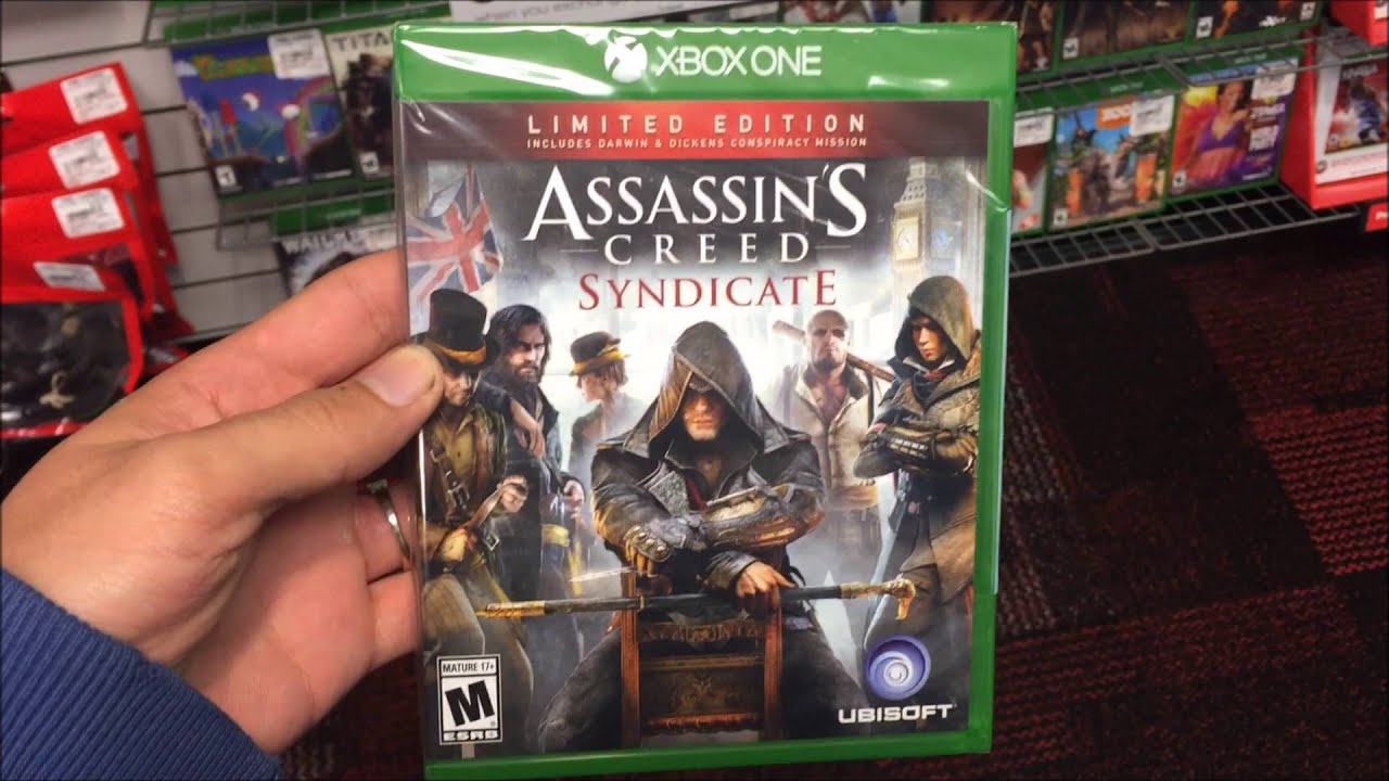 Assassin S Creed Syndicate Gamestop Midnight Release