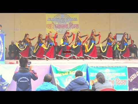 lahana le jurayo ki songs @ Ashish Malla Choreography