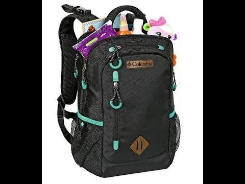 columbia carson pass backpack diaper bag