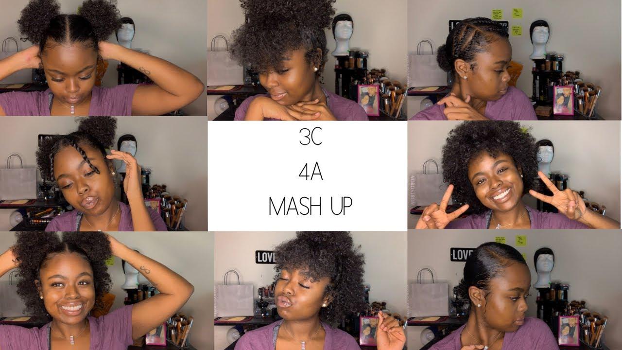 3C 4A Hairstyles   Medium Length   2019   YouTube