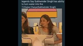 sukhwinder singh live performance chaiya chaiya  goosebumb 🔥🔥🔥