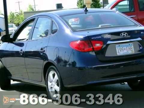2010 Hyundai Elantra #121456A In St Cloud MN Brainerd, MN