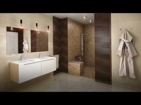 Lo ultimo en diseños para baños 2019
