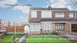 Markfield Crescent, St Helens, Merseyside | Miller Metcalfe