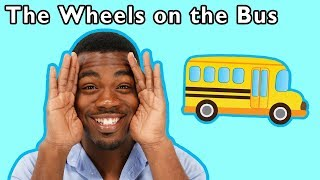 The Wheels on the Bus + More | Mother Goose Club Playhouse Songs & Rhymes