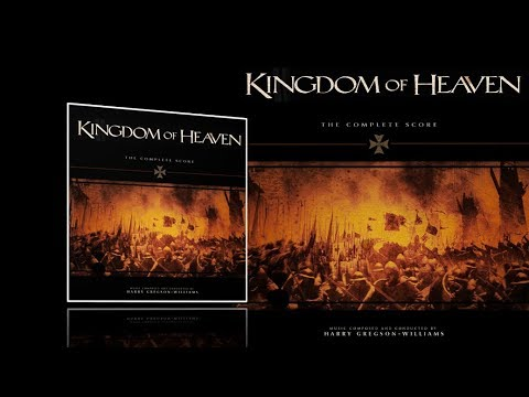 Kingdom of Heaven  -  Expanded Soundtrack Harry Gregson-Williams