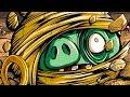Энгри Бердс #137 Кид играет в игру про мультфильм Angry Birds и Bad Piggies #КРУТИЛКИНЫ