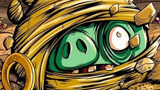 Энгри Бердс #137 Кид играет в Angry Birds против Bad Piggies #КРУТИЛКИНЫ