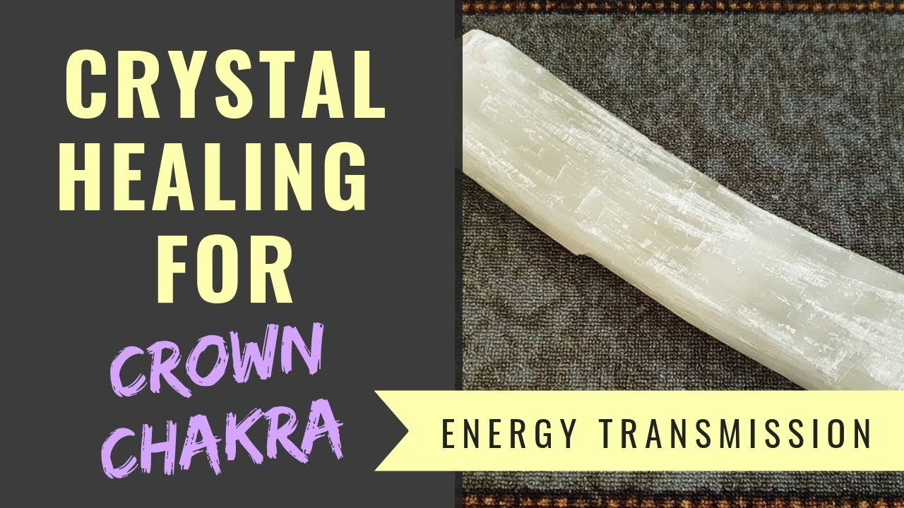 """[Multi Sub] Crystal Healing for """"Crown Chakra clearing"""" (10) [中文字幕] 水晶療癒系列 """"頂輪淨化"""" (10)"""