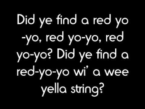 The red yo-yo song