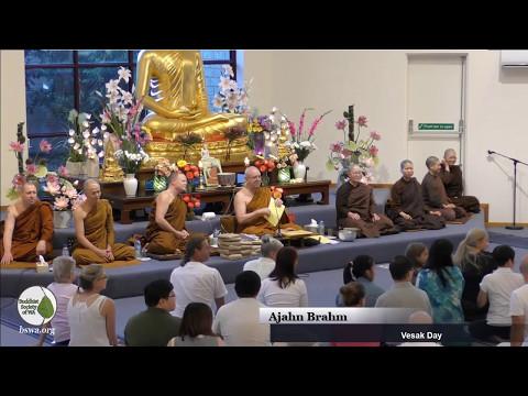 Vesak Day Celebration - Taking the Five Precepts   7 May 2017