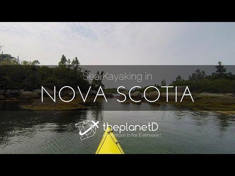 Sea Kayak Near Peggy's Cove | Adventure Travel