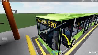 Go-Ahead Roblox Service 590 MAN A24 Euro 6 Gemilang