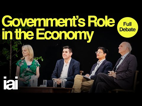 Government's Role In The Economy | Full Debate | Vince Cable, Liz Truss, Richard Burgon