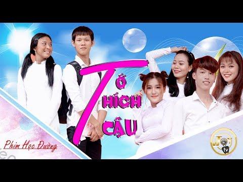 TỚ THÍCH CẬU Tập 1 | Phim học đường  tình yêu | JOYTV -NNN
