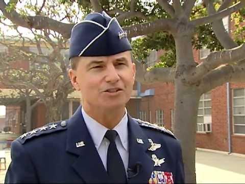 Richard Lewis profiles General (r) Kevin P. Chilton