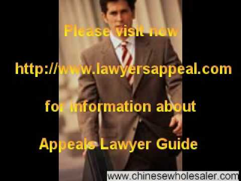 Appeals Lawyer Guide
