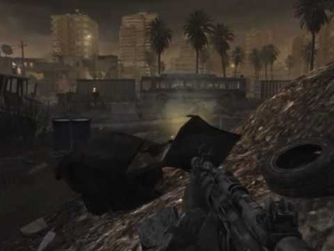 Enable And Use Cheat Codes In Call Of Duty 4 Multiplayer