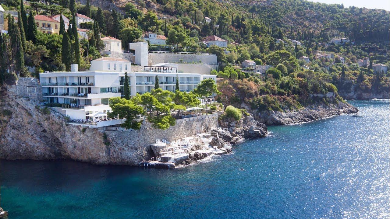 VILLA DUBROVNIK, best luxury hotel in Dubrovnik (Croatia) - full tour