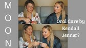 Kendall Jenner Moon Oral Care Teeth Whitening Pen Review Youtube