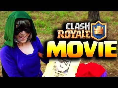 BANDIT vs MUSKETEER - EPIC CLASH BATTLES - CLASH ROYALE MOVIE HD 2018
