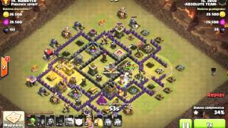 Clash Of Clans : Tristellare i Th11? Mmm Facile !