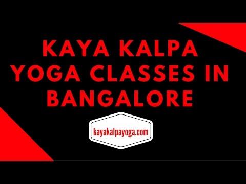 Kaya Kalpa Yoga Classes in Bangalore, India