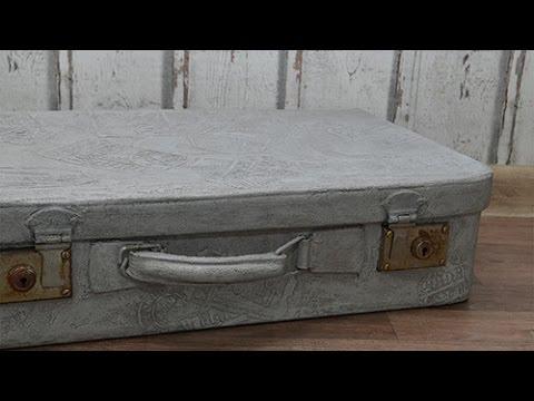diy koffer upcycling mit viva decor beton concrete. Black Bedroom Furniture Sets. Home Design Ideas