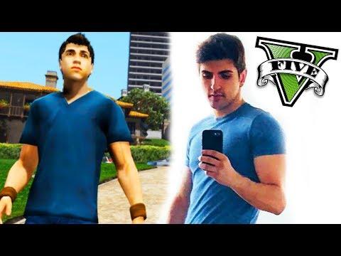 ESTOY DENTRO DE UN VIDEOJUEGO !! - Grand Theft Auto 5 Mods