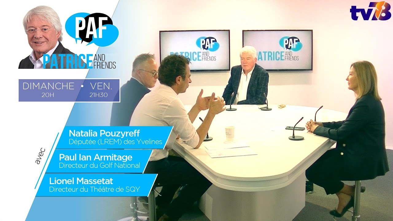 PAF – Patrice Carmouze and Friends – Emission du 5 juillet 2019