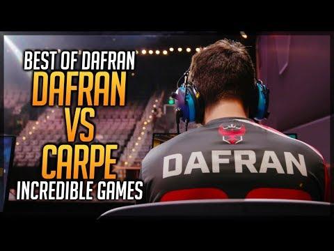 dafran Vs Carpe What A Fight - Atlanta Reign Vs Philadelphia Fusion Overwatch League Season 2