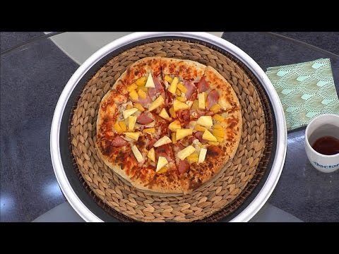 Pineapple Pizza Topping Ban?