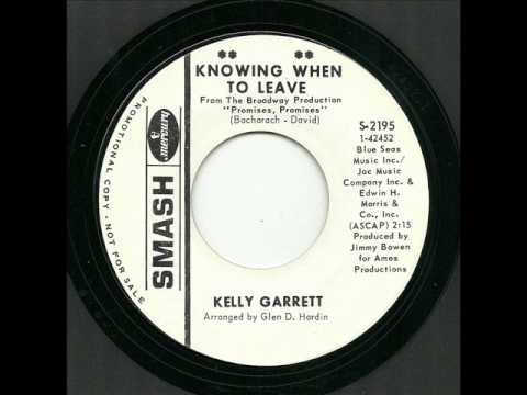 Kelly Garrett - Knowing When To Leave (Smash)