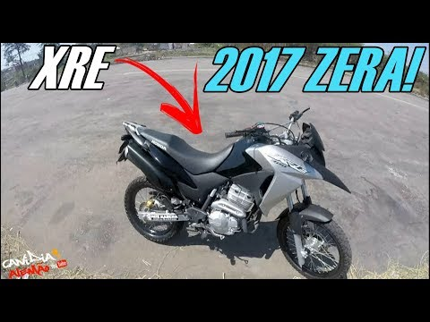 XRE 2017 NO GRAU - ( Canidia Alemão )