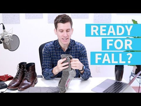 5 Men's Fall Style Essentials | Men's Fashion Must Haves for Fall