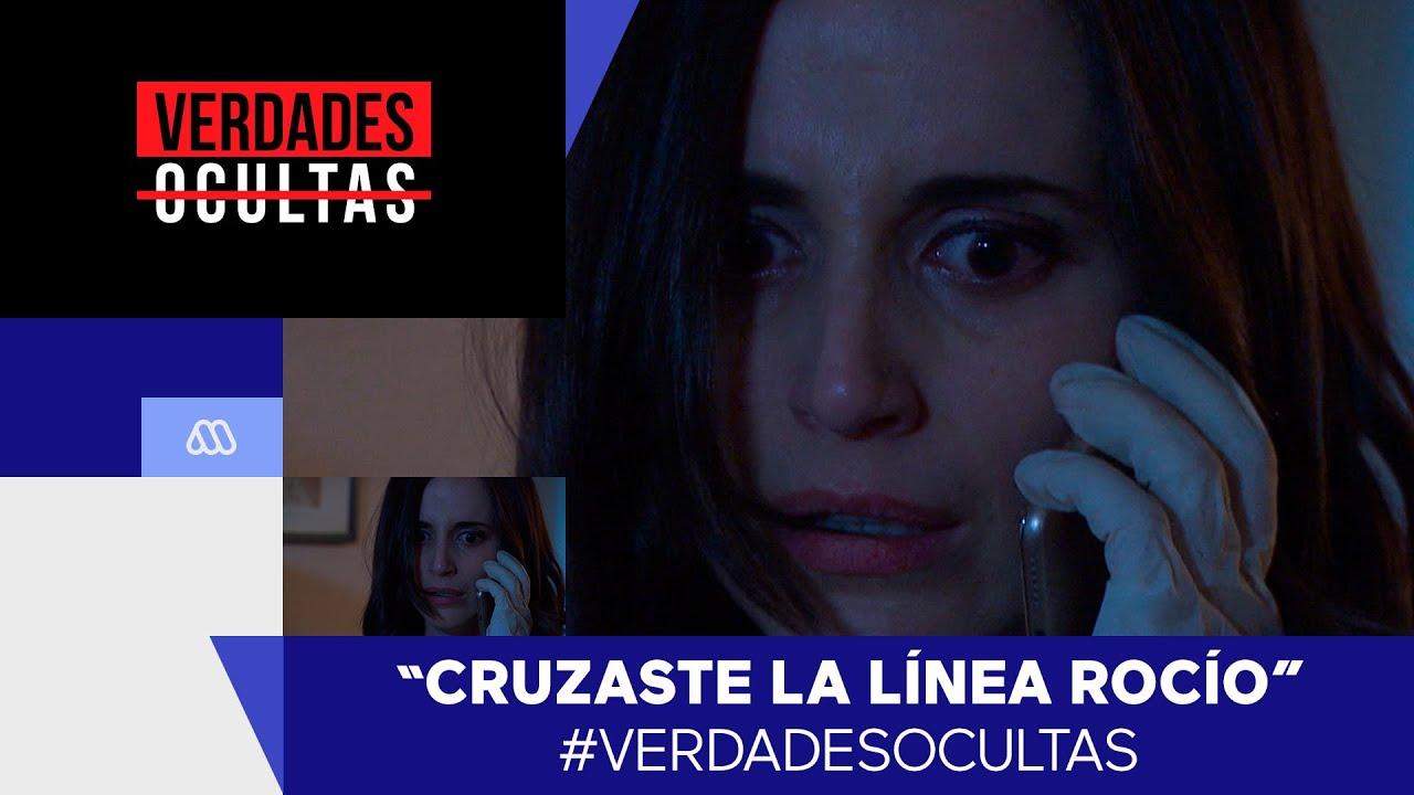 #VerdadesOcultas / Cruzaste la línea Rocío / Agustina y Rocío Capítulo 604 / #Mega