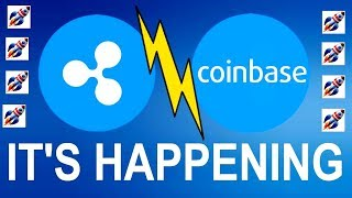 Ripple XRP: COINBASE The Day Has Finally Come !!!