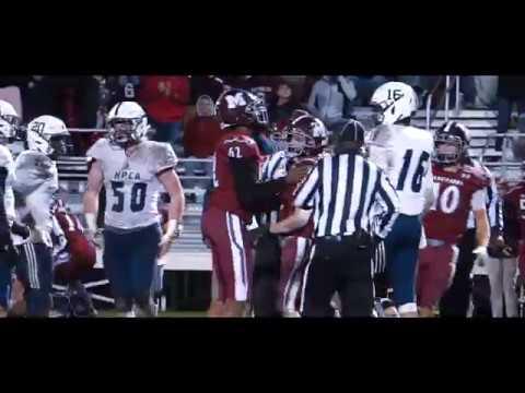 High Point Christian Academy vs Metrolina// Varsity Football